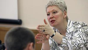 Васильева сообщила, что средняя зарплата учителей составляет 33,2 тыс. рублей