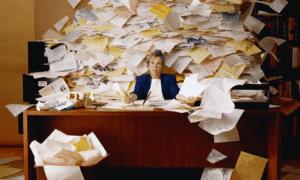 Каждодневная отчетность учителя.Сколько можно?