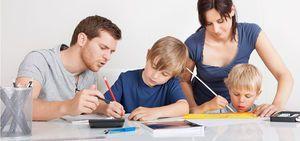 Больше половины российских родителей выполняют уроки вместо своих детей