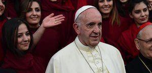 Папа Римский Франциск высказался за сексуальное образование в школах