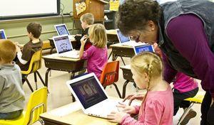 Цифровизация школ позволит автоматизировать контроль качества образования