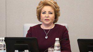 Матвиенко заявила о росте интереса учащихся к рабочим специальностям