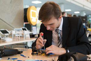 В Томской области реализуется инженерно-технологический проект для школьников