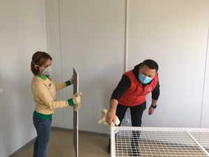 Башкирский государственный педуниверситет принял участие в волонтерской акции «Помогай в месяц май»