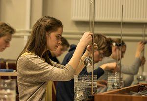Российские школьники заняли второе место в общекомандном медальном зачёте на Балтийской олимпиаде по физике