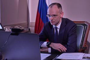Дмитрий Глушко назначен первым заместителем Министра просвещения Российской Федерации