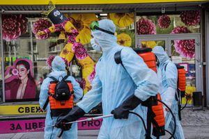 Волонтёры педвузов оказывают помощь в условиях пандемии
