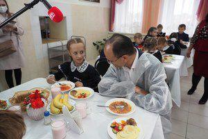 Школы Мордовии продемонстрировали готовность обеспечивать школьников горячим питанием