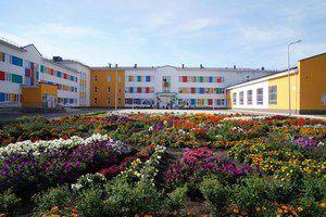 В Башкортостане построено новое здание коррекционной школы для детей из 27 городов и районов республики