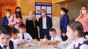 Школы Ингушетии активно включились в работу по обеспечению младшеклассников бесплатным горячим питанием