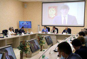 Виктор Басюк выступил на педагогической конференции в Иркутской области