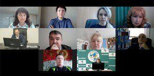 Участники международного гуманитарного проекта обсудили современные форматы преподавания предметов на русском языке