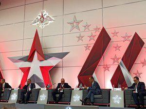 Дмитрий Глушко принял участие в международном военно-техническом форуме «Армия-2020»