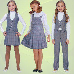 Минобрнауки РФ определилось с требованиями к школьной одежде
