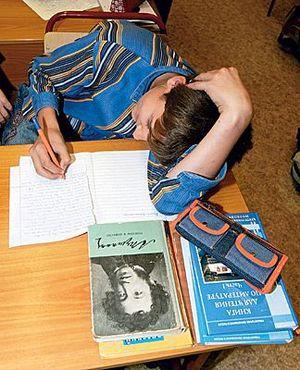 Первоклашек учат ненавидеть школу