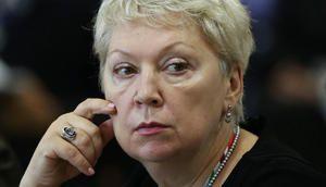 Ольга Васильева взялась за образование всерьез и надолго